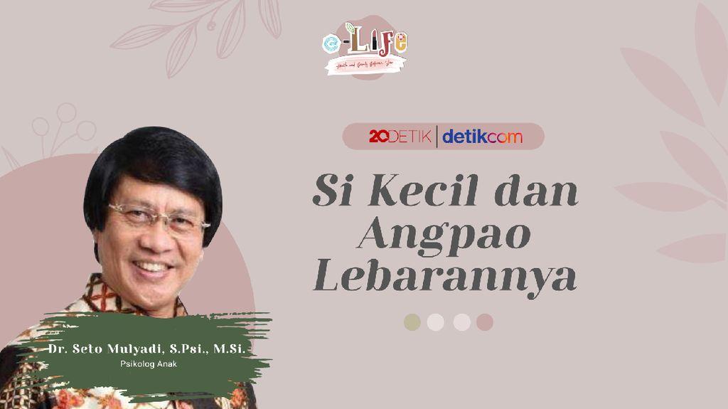 Live! e-Life: Si Kecil dan Angpao Lebarannya