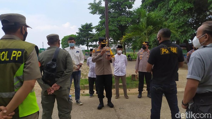 Wakapolres Jakarta Barat AKBP Bismo Teguh Prakoso.