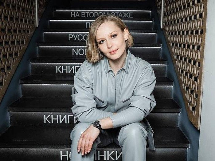 Aktris Rusia Yulia Peresild terpilih untuk syuting film di luar angkasa