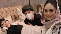 Wejangan Krisdayanti untuk Aurel Hermansyah
