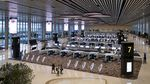 Potret Bandara Changi yang Jadi Klaster Corona Terbesar di Singapura
