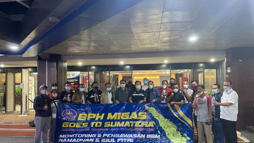 Tempuh 5.500 Km, BPH Migas Goes to Sumatera Jadi Kado Ultah Ke-18