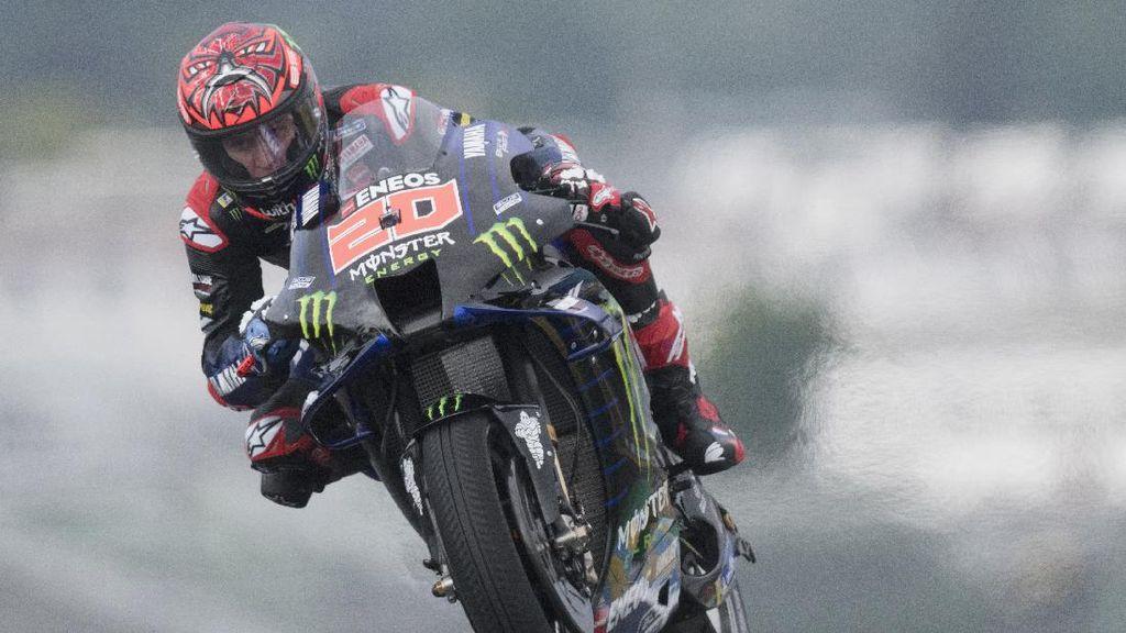 Klasemen MotoGP 2021 Usai Race di Jerman: Quartararo Jauhi Zarco