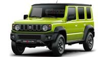 Suzuki Jimny 5 Pintu Siap Diperkenalkan 2022?