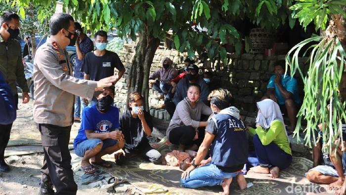 Kapolda Jateng tinjau lokasi perahu terbalik di Waduk Kedungombo
