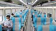 Mudik Dilarang, 3.295 Orang Disetop Naik Kereta