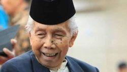 Kabar Duka, Ketua MUI Sulsel KH Sanusi Baco Wafat