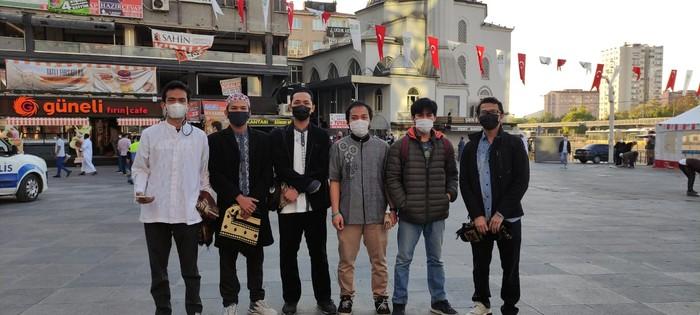 Kisah Mahasiswa Lebaran di Turki