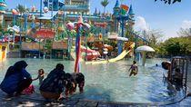 Langgar Prokes, Kolam Renang Water Park Kenjeran Surabaya Ditutup Satgas