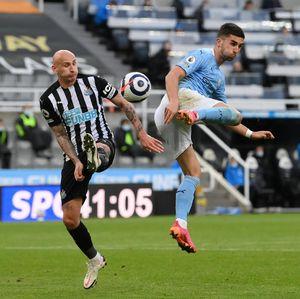 Turun Minum, Newcastle Vs Man City Imbang 2-2
