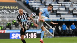 Turun Minum, Newcastle Vs Man City Imbang 2-2