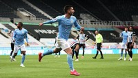 Newcastle Vs Man City: Ferran Torres Hat-trick, The Citizens Menang 4-3
