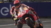 Marc Marquez Gagal Fokus, Kemenangan di MotoGP Prancis Melayang