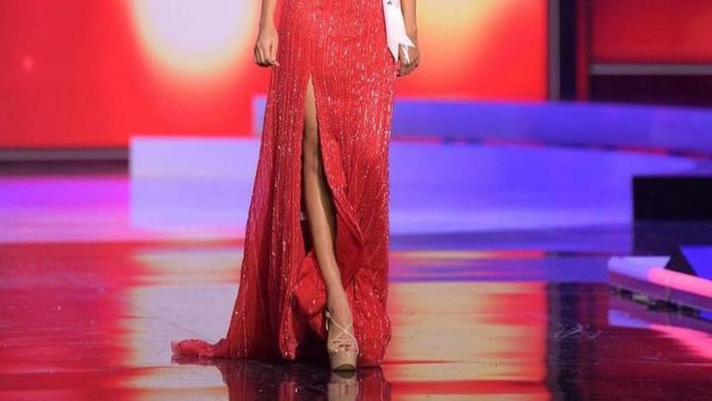 Koper Berisi Kostum Wakil Myanmar di Miss Universe Hilang di Pesawat