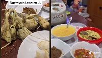 Viral Curhat Keluarga Non Muslim ikut Masak Ketupat dan Opor Ayam Tiap Lebaran