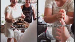 Toleransi, Tetangga Beda Agama di Bali Berikan Ayam Betutu untuk Santapan Lebaran