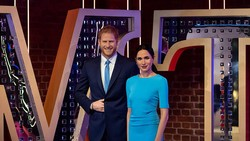 Rumah Baru Pangeran Harry dan Meghan Markle di Madame Tusaauds