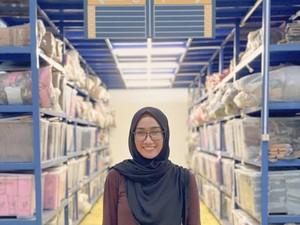 Cerita UMKM Hijab Jualan di e-Commerce hingga Diterpa Pandemi