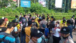 Ancol Ditutup, Pengunjung yang Sudah Beli Tiket Minta Uangnya Kembali