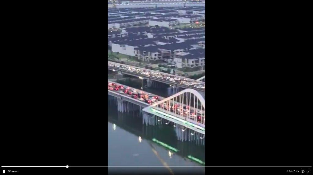 Viral Video Lalin ke PIK 2 Macet Dipadati Wisatawan, Polisi: Sudah Ditutup