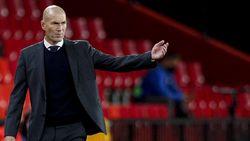 Ini Isyarat Zidane Mau Tinggalkan Real Madrid di Akhir Musim?