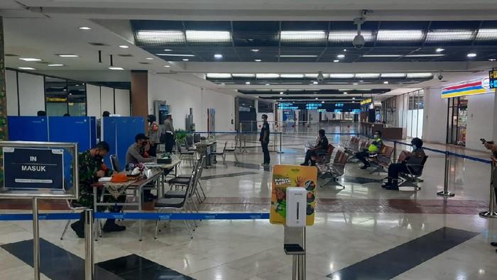 Bandara Soetta Gelar Tes Antigen Acak