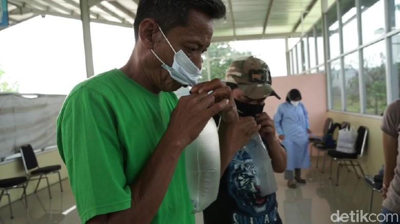 Cegah Penyebaran COVID-19, Wisata Cikao Park Sediakan Tes GeNose