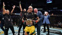 Misteri Ronde Kedua UFC