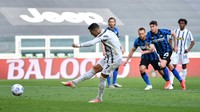 Top Skor Liga Italia: Cristiano Ronaldo Kukuh di Puncak