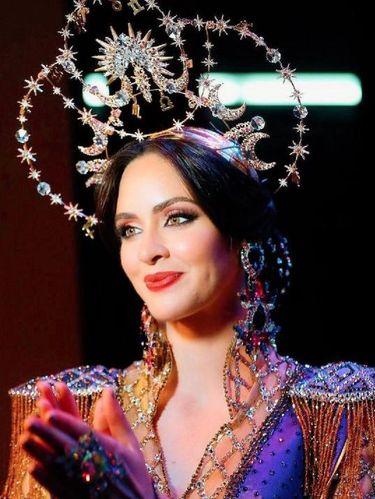 Estefania Soto Torres, finalis Miss Universe 2020 dari Puerto Rico