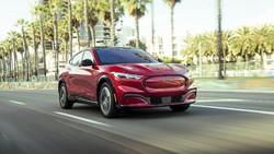 Demi Mobil Listrik, Ford Usung Platform Milik VW
