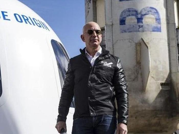 Harta Jeff Bezos