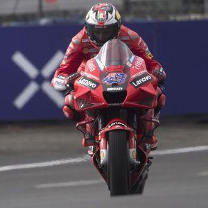 Hasil MotoGP Prancis 2021: Jack Miller Asapi Zarco dan Quartararo