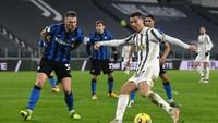 Juventus Vs Inter: Diwarnai 2 Kartu Merah, Bianconeri Menang 3-2