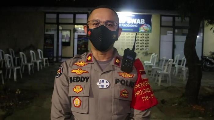 Kapolsek Pulogadung, Kompol Beddy Suwendi