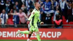 Juara Piala FA, Kasper Schmeichel Lampaui Mimpi Paling Liar