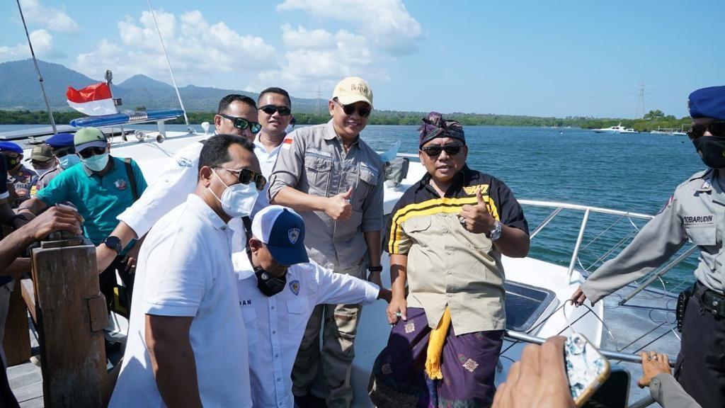 Bamsoet Minta Investor Maksimal Kembangkan Wisata Pantai Karangsewu