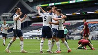 Tottenham Vs Wolves: The Lilywhites Menang 2-0