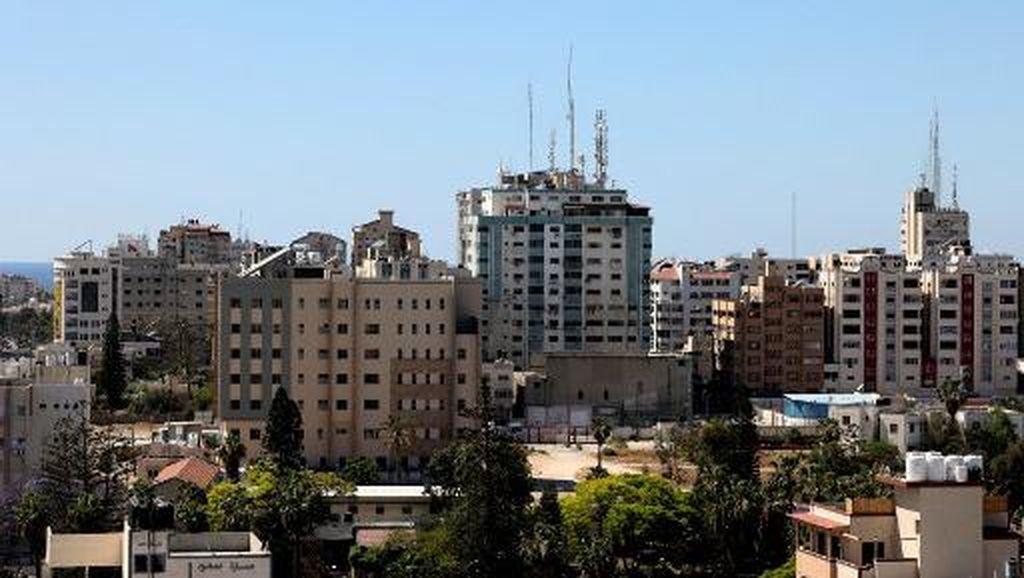 Israel Serang Rumah Pemimpin Hamas di Gaza, 3 Orang Tewas
