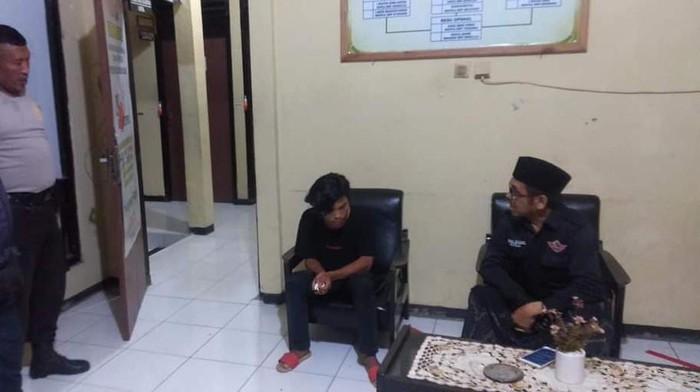 Pemuda di Lombok diamankan polisi karena menghujat Palestina dengan kata kotor