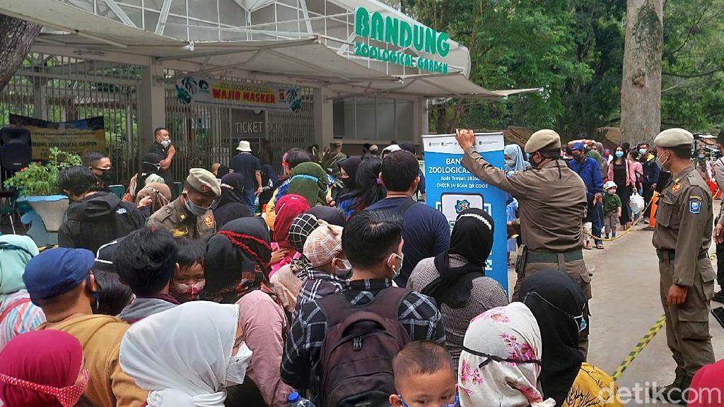 Liburan ke Bunbin Bandung Saat Lebaran, 2 Warga KBB Terpapar COVID-19