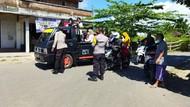 Cegah COVID-19 Pada Libur Lebaran, Relawan Sekotong Lakukan Edukasi