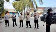 Cek Penutupan Objek Wisata, Kapolresta Mataram Pastikan Aman & Lancar