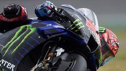 MotoGP Prancis: Quartararo Ragu Bisa Lama Pimpin Balapan jika Berjalan Basah