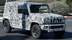 Penampakan Suzuki Jimny 5 Pintu yang Akan Diproduksi Tahun Depan