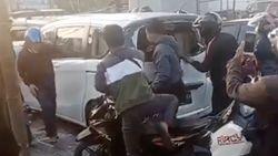Mobil yang Dipakai ABG Tabrak 8 Orang di Cakung Ternyata Curian