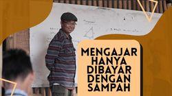 Sarjana Pemulung, Pendiri Sekolah Pinggiran Citarum