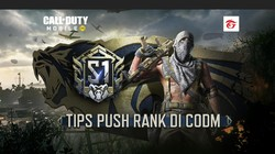 Tips Push Rank di Garena Call of Duty: Mobile