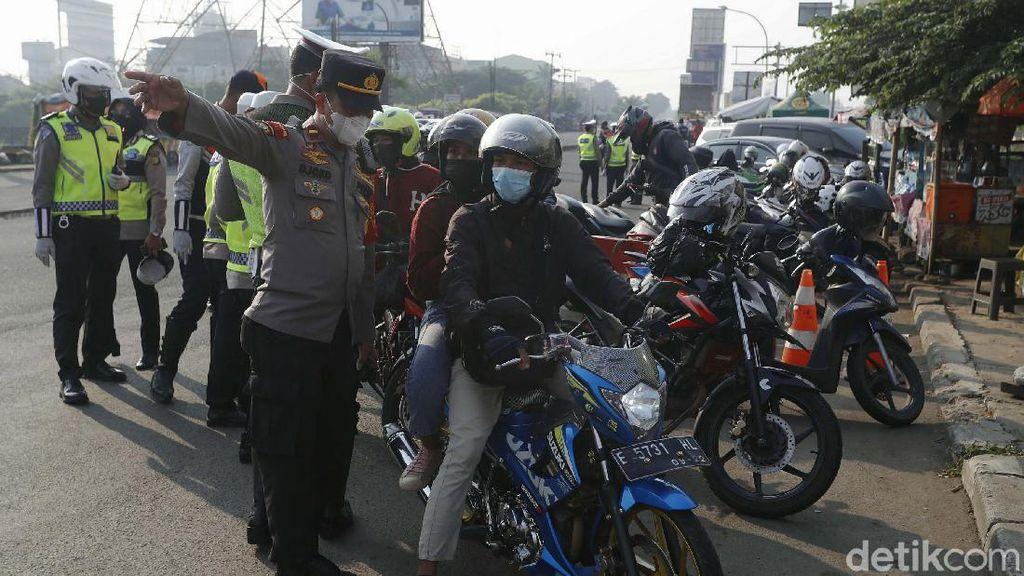 Penyekatan Arus Balik ke Jakarta Diperpanjang Hingga 31 Mei