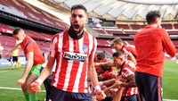 Atletico Vs Osasuna: Comeback! Los Rojiblancos Tetap di Puncak